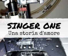 Recensione della macchina da cucire Singer One