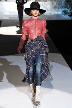 Dsquared² Fall 2011 Ready-to-Wear Fashion Show: Complete Collection - Style.com