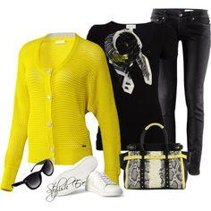 <3 #yellowcardigan