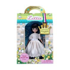 Exclusive to Cachao Toys!…Lottie is going to a Royal Wedding! Her uncle is getting married and he has asked Lottie Flower Girl Gifts, Flower Girl Dresses, Flower Girls, Wedding With Kids, Perfect Wedding, Wedding Doll, Pretty Roses, Kids Hands, Party Guests