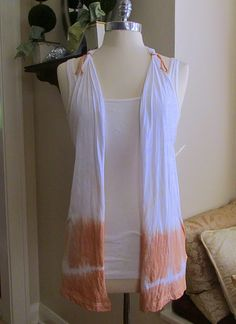 Oh MY !!!! I love vests......I am making so many of this in all different colors!!!!