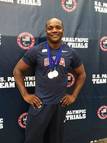 After contracting polio as a child, U. Paralympian Dennis Ogbe regained use of his right leg to compete in track and field. He has joined Rotary's lineup of athletes and public figures advocating for a complete eradication of polio. End Polio Now, Paralympic Athletes, Rotary Club, Track And Field, Lineup, Kentucky, Charity, Competition, Public