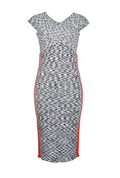 Pinko Short dress in printed viscose