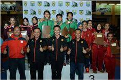 Provinsi Jambi Berhasil Meraih Peringkat III Pada Kejuaraan Nasional Karate