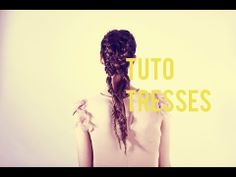 TUTO TRESSES / BRAIDS HAIR DO / - YouTube