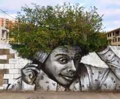 Awesome tree art