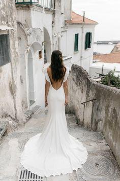 Sexy Wedding Dresses from Tara Lauren