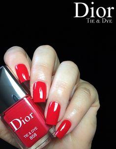 Dior Tie & Dye