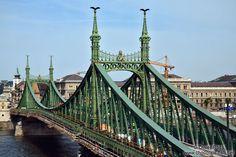 Famous Bridges Europe | Bridges: Bridges Budapest