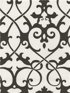 demask wallpaper..accent wall