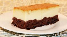 Romanian Desserts, Romanian Food, No Cook Desserts, Mexican Desserts, Pastry Cake, Vanilla Cake, Sweet Treats, Cheesecake, Food And Drink