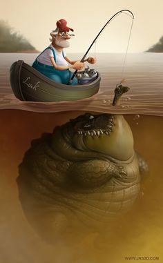 Meal on board! by jose rodriguez | Cartoon | 3D | CGSociety