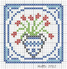 Creative Workshops from Hetti: # SAL Delft Blue Tiles 2012