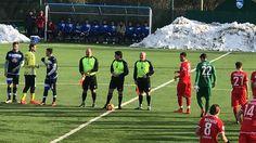 MONDO ARBITRI | Maccarone-Cini-Laganà: Terna UISP nella gara Pescara - Teramo 4-0