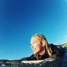 Played in the ocean yesterday after skydiving! #ocean #sea #beach #ca