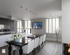 Voorbeelden van de mooiste raamdecoratie voor woonkamers