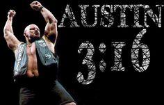 Austin - cos Stone Cold said so! Wwe Steve Austin, Chris Benoit, Eddie Guerrero, Jeff Hardy, Stone Cold Steve, Red Hood, Wwe Wrestlers, Professional Wrestling