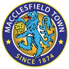 Macclesfield Town crest.