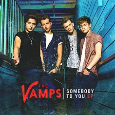 Pre-Order 'Somebody To You' EP today and enter for a chance to win prizes from The Vamps at http://go2w.in/thevamps