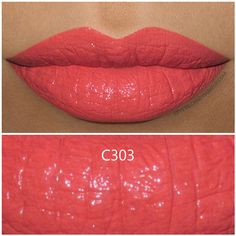 Make Up For Ever Artist Rouge Creme Lipstick in C303, review and swatch