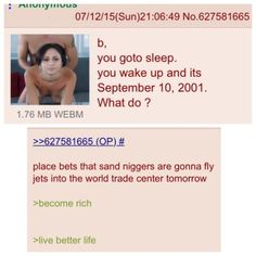 Anon knows what do