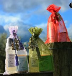 A beautiful organza bag with a hand & body lotion plus a medium soap in it. Handmade Soaps, Lotions, Body Lotion, Hair Care, Medium, Natural, Bag, Gifts, Beautiful