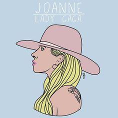 ladygaga #joanne #perfectillusion #drawing #illustrator #ilustração #illustration #desenho #littlemonster #draw #music