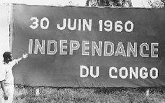 Na de Dekolonisatie van Congo tussen 1955-1960 werd Congo onafhankelijk. Er was veel vreugde in Congo, Na de verkiezingingen werd Joseph Kasavubu de nieuwe president.