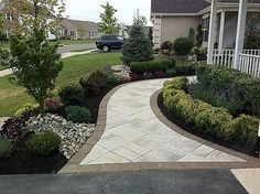 Image result for paver patio front yard