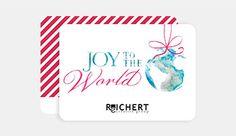 Holiday Logo Cards