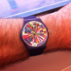 #Swatch COLOR EXPLOSION http://swat.ch/1uG30Ub  ©9punto6