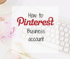 Πώς να μετατρέψετε το λογαριασμό σας στο Pinterest σε επιχειρηματικό (business account) - Guest Post http://ift.tt/2csibwU  #edityourlifemag