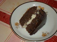 Marjannehillo: Suklaakakku