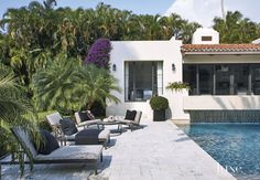 A 1920s Mediterranean Revival-Style Venetian Islands Home   LuxeSource   Luxe Magazine - The Luxury Home Redefined