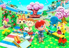 Animal Crossing New Leaf Poster