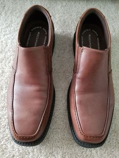 6577ee6363478e Rockport men s size 8 slip-on loafer  fashion  clothing  shoes  accessories