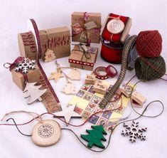 Χριστούγεννα μπομπονιέρα & σσυσκευασία NewMan | bombonieres.com.gr