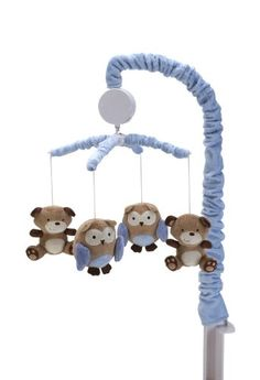 Eddie Bauer Owl Creek Musical Mobile (Discontinued by Manufacturer) Nursery Crafts, Baby Boy Nursery Decor, Nursery Room Decor, Baby Boy Rooms, Baby Boy Nurseries, Nursery Mobiles, Baby Boys, Enchanted Forest Nursery, Musical Mobile