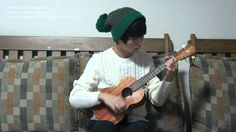 This kid's talent makes me smile. And sometimes cry. Art. Any kind. Visual or performance. It is what makes us human and special. Enjoy this way deep down. Peace everyone. Mimi  Last Christmas - Sungha Jung (Ukulele)