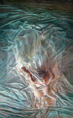 """""""Migrazione"""" Original Painting by Mia Tavonatti"""