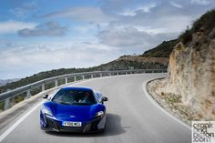 McLaren 650S. DRIVEN. Great expectations
