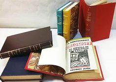 Lote de libros artesanales y restaurados Libros por 16 euros
