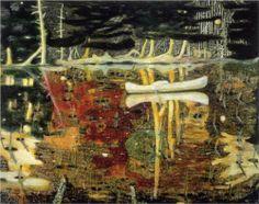 Swamped  - Peter Doig