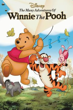 *POOH ~ The Many Adventures of Winnie the Pooh
