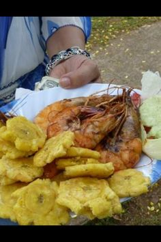 Looks absolutely delish! Seafood Gumbo, Fish And Seafood, Panama Canal, Panama City Panama, Panamanian Food, Creole Spice, Latin American Food, Food Therapy, Island Food