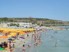 Mellieha strand