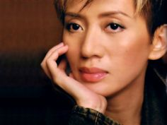 Chinese Singer and Actress, Anita Mui.  R.I.P.