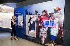 Girl of Courage: Malala's Fight at the Canadian Museum of Human Rights. The exhibition recognized Malala as an outspoken human rights champion, undaunted even by a Taliban gunman's attempt to silence her.