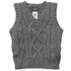 $18 Cable Knit Sweater Vest