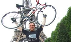 Over the past few years, London to Paris cycles have become increasingly popular and inspired many to take on a challenge for charity.  21st June 2013. #cycle #challenge #charity